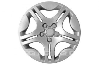 CCI® - Universal Silver Wheel Covers 16
