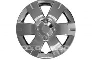CCI® - Universal Chrome Wheel Covers 15""