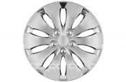 CCI� - Universal Silver Wheel Covers 16""