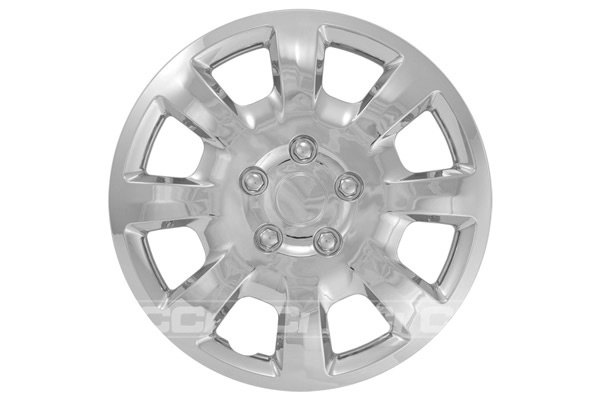CCI® - Universal Silver Wheel Cover 16""