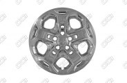 CCI® - Chrome Wheel Covers 17""