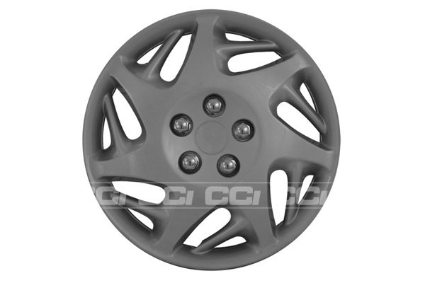 CCI® - Universal Silver Wheel Cover