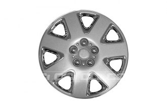 CCI® - Universal Chrome Wheel Covers 14
