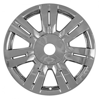 "CCI® - 18"" Standard Luxury Chrome Impostor Wheel Skins"