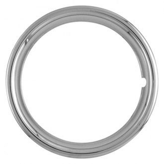 "CCI® - 17"" Triple Chrome Plated Aftermarket Trim Ring Set"