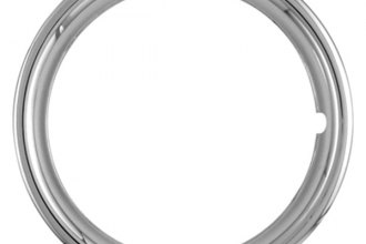 "CCI® - 17"" Triple Chrome Plated Aftermarket Trim Ring"