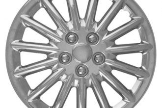 "CCI® - Universal 15"" 15 Spokes Chrome Wheel Covers"