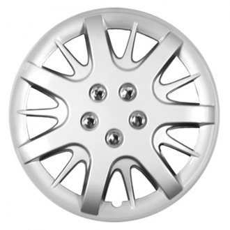 "CCI® - 16"" 7 Split Spokes 7 Double Vents Wheel Cover Set"