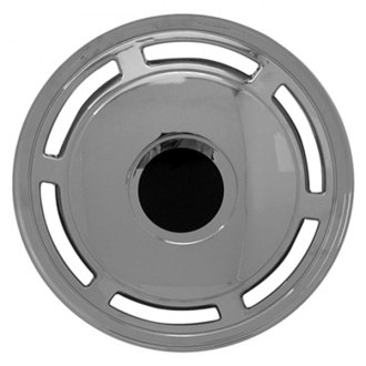 "CCI® - 15"" 6 Slots Chrome Wheel Cover Set"