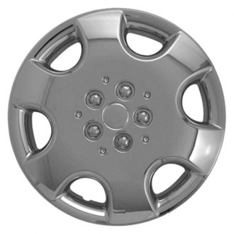 "CCI® - 15"" 6 Spokes 6 Vents Wheel Covers"