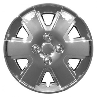 "CCI® - 15"" 6 Spokes 6 Depressed Vents Wheel Covers"