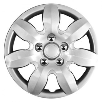 "CCI® - 15"" 7 Fan Spokes Wheel Cover Set"