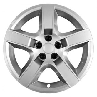 "CCI® - 17"" 5 Raised Spokes Wheel Cover Set"