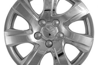 "CCI® IWC44516S - 16"" 7 Spokes 7 Slots Silver Wheel Covers"