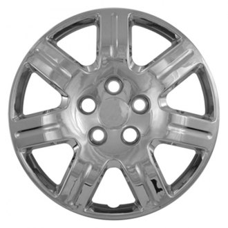 CCI® - 16 7 Spokes Chrome Wheel Covers