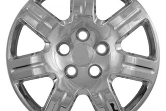 "CCI® - 16"" 7 Spokes Chrome Wheel Covers"