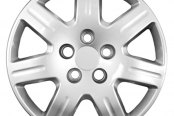 "CCI® - 16"" 7 Spokes Silver Wheel Covers"
