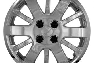 "CCI® - 15"" 12 Spokes Wheel Covers with Lug Covers"