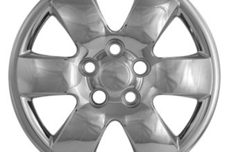 "CCI® - 16"" 6 Spokes Chrome Wheel Cover Set"