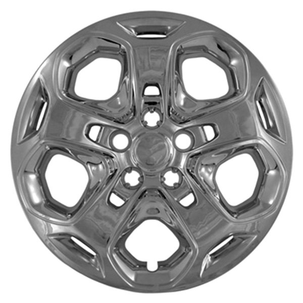"CCI® - 17"" 5 Spokes Chrome Wheel Covers"