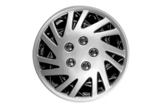 CCI® - 14 Directional Spokes Silver with Charcoal Wheel Covers