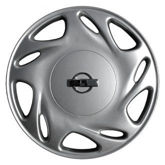 "CCI® - 15"" 10 Holes Silver Wheel Covers"