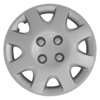 "CCI® - 14"" 8 Spokes Silver Wheel Covers"