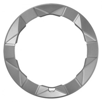 "CCI® - 15"" ABS Plastic Silver Trim Ring"
