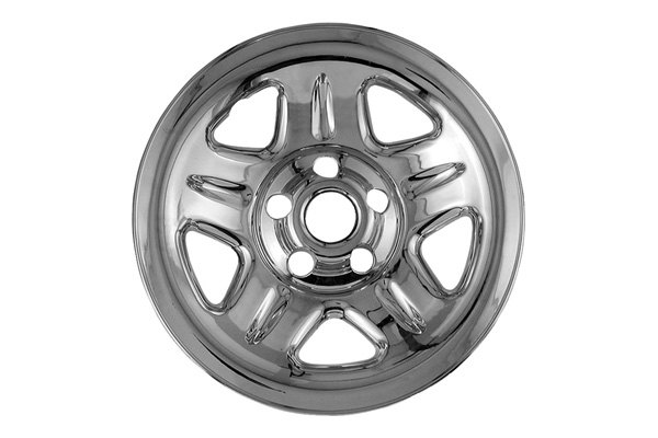 "CCI® - 15"" Chrome Impostor Wheel Skins"