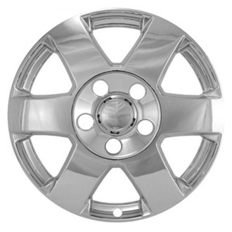 "CCI® - 17"" 6 Spokes Chrome Impostor Wheel Skin Set"