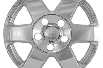"CCI® - 17"" 6 Spokes Chrome Impostor Wheel Skins"