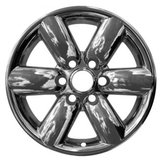 "CCI® - 18"" Chrome Impostor Wheel Skin Set"