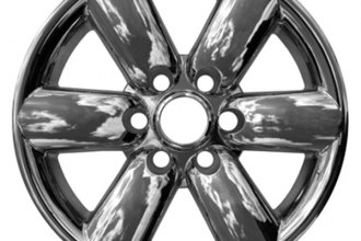 "CCI® - 18"" Chrome Impostor Wheel Skins"