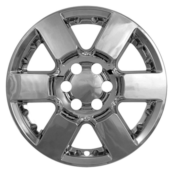 "CCI® - 16"" Chrome Impostor Wheel Skins"