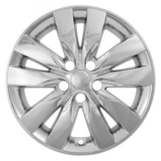"CCI® - 17"" Chrome Impostor Wheel Skin Set"
