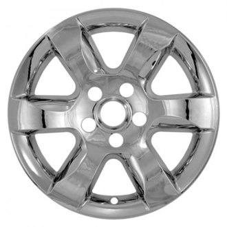 "CCI® - 16"" 6 Spokes Chrome Impostor Wheel Skin Set"