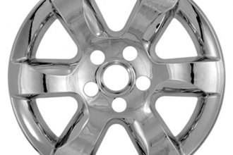 "CCI® - 16"" 6 Spokes Chrome Impostor Wheel Skins"