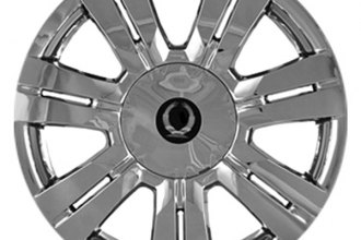 "CCI® - 18"" Standard Chrome Impostor Wheel Skins"