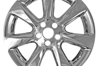 "CCI® - 19"" 7 Spokes Chrome Impostor Wheel Skins"