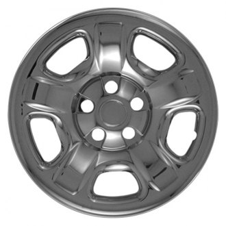"CCI® - 16"" Triple Chrome Plated Impostor Wheel Skin Set"