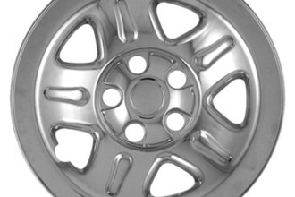 "CCI® - 15"" Triple Chrome Plated Impostor Wheel Skins"