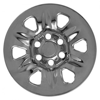 "CCI® - 17"" Triple Chrome Plated Impostor Wheel Skins"