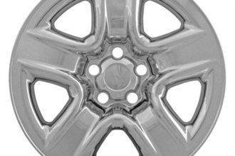 "CCI® - 17"" Triple Chrome Plated Impostor Wheel Skin Set"