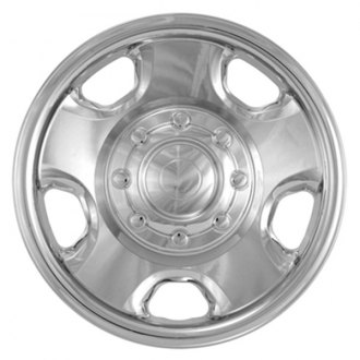 "CCI® - 18"" Triple Chrome Plated Impostor Wheel Skin Set"