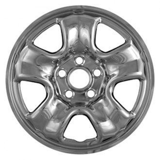 "CCI® - 16"" 5 Spokes Chrome Impostor Wheel Skins"