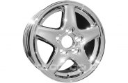 CCI® - Chrome Plated Replica Wheel 16""