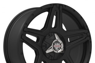 "CENTER LINE® - ST-1 Satin Black (20"" x 9"", +30 Offset, 6x139.7 Bolt Pattern, 108mm Hub)"