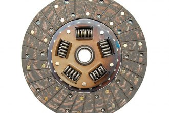 Centerforce® 381975 - I & II Series Clutch Disc