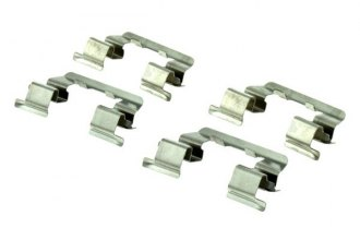 Centric® - Front Disc Brake Hardware