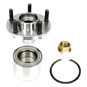 Centric® - Premium™ Front Axle Bearing and Hub Assembly Repair Kit
